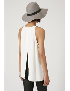split-back-vest by topshop