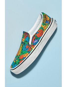 classic---liberty-era-slip-on-sneaker by vans