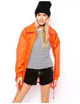 asos-reclaimed-vintage-coach-jacket by asos-collection