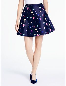 balloon-party-lula-skirt by kate-spade