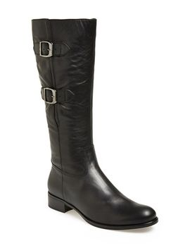 leather-tall-boot by gabor