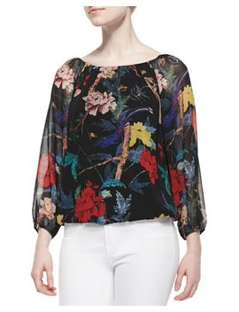 alta-floral-print-top by alice-+-olivia