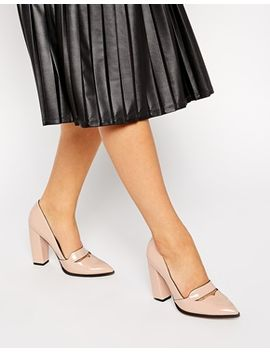 asos-policy-pointed-high-heels by asos-collection