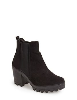 bobby-chelsea-boot by topshop