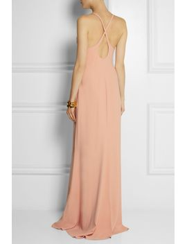 beria-stretch-crepe-maxi-dress by calvin-klein-collection