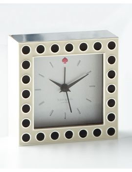 crosse-pointe-clock by kate-spade-new-york