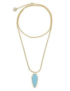 shaylee-pendant-necklace-in-turquoise by kendra-scott