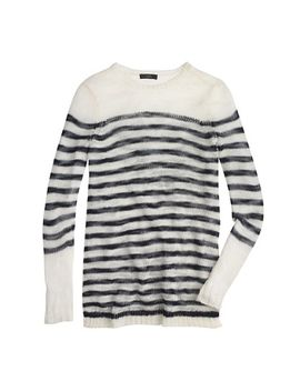 open-knit-sweater-in-stripe by jcrew