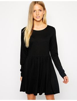 brave-soul---robe-patineuse-à-manches-longues by robe-casual