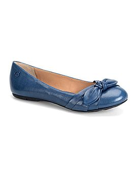 born-molly-bow-ballet-flats by generic