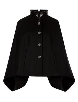 embellished-collar-cape by ted-baker