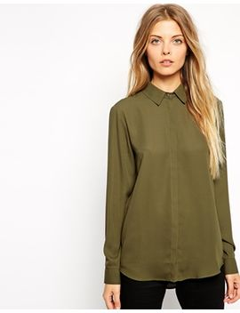 asos-blouse by asos-collection