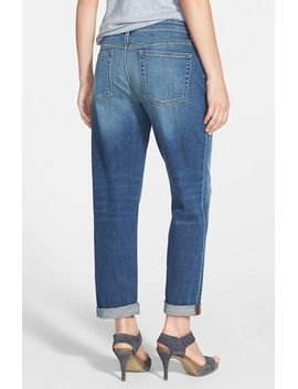 organic-cotton-boyfriend-jeans by eileen-fisher