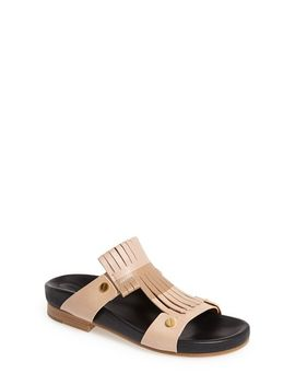 erika-kiltie-trim-sandal by chloÉ