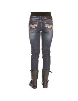 multi-wave-stitch-skinny-jeans by grace-in-la