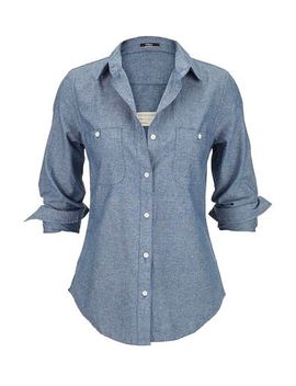 silver-jeans-co-®-button-down-denim-shirt by maurices
