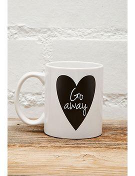 tickled-teal-go-away-mug by forever-21