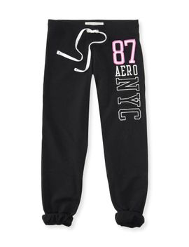 87-nyc-classic-cinch-sweatpants by aeropostale