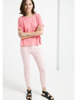 skinny-crop-jeans by mango