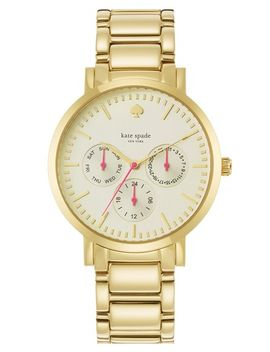 gramercy-grand-multifunction-bracelet-watch,-38mm by kate-spade-new-york