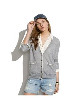 color-tip-cardigan by madewell
