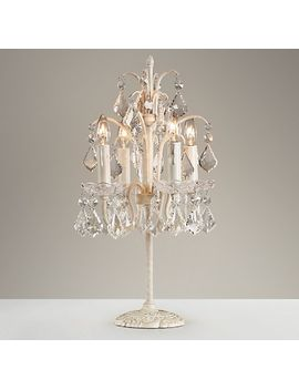 Candelabra Table Lamp   Ivory by Rh Baby&Child