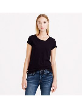 vintage-cotton-t-shirt by jcrew