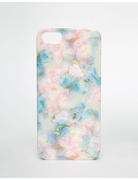 asos-whimsical-floral-iphone-5-case by asos-collection