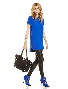 dailylook-zippered-woven-shift-dress by dl