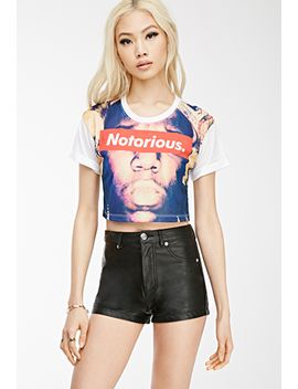 notorious-big-crop-top by forever-21