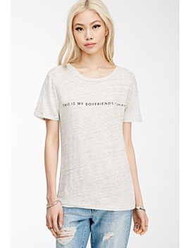 boyfriends-t-shirt-graphic-tee by forever-21
