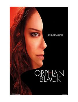 orphan-black-one-of-a-kind-poster by hot-topic