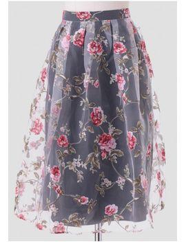 through-the-rose-garden-midi-skirt by ruche