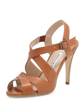 etola-leather-crisscross-sandal by manolo-blahnik
