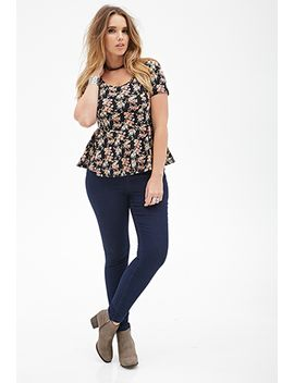 high-waisted-skinny-jeans by forever-21