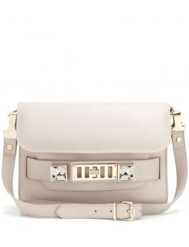 ps11-mini-classic-leather-shoulder-bag by proenza-schouler