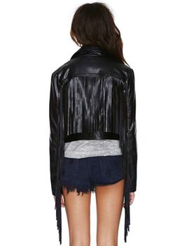 highway-to-hell-fringe-jacket by nasty-gal
