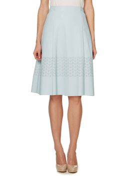 a-line-pu-midi-skirt by untold