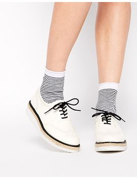 new-look-limehouse-white-sole-flatform-shoes by new-look