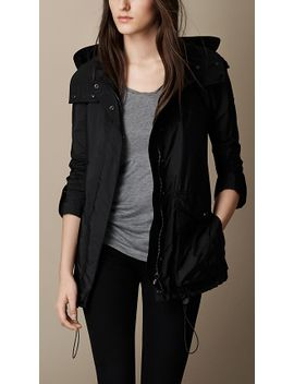 peaked-hood-jacket by burberry