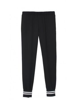bibelot-crepe-jogging-pants by tibi