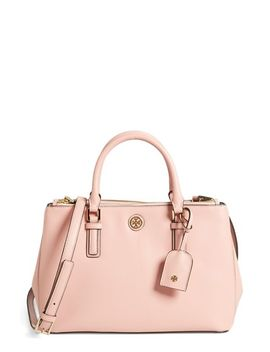 mini-robinson-double-zip-tote by tory-burch