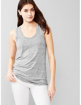fluid-shirttail-tank by gap