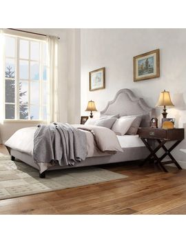 nais-upholstered-platform-bed by lark-manor™