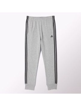 slim-3-stripes-sweat-pants by adidas