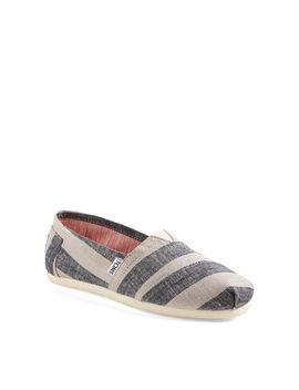 classic---stripes-slip-on by toms