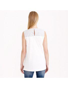 sleeveless-beaded-zip-top by jcrew