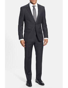 huge_genius-trim-fit-wool-suit by boss