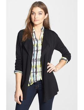 open-front-cardigan by vince-camuto