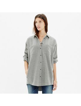 flannel-sunday-shirt by madewell
